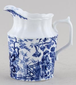 Royal Crown Derby Mikado Jug or Creamer c1931