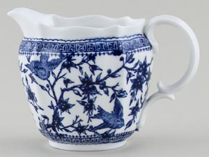 Royal Crown Derby Pembroke Jug or Creamer c1920s
