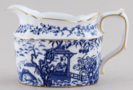 Royal Crown Derby Mikado Jug or Creamer c1937