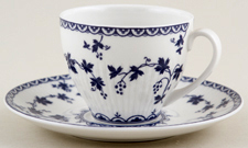 Royal Doulton Yorktown Coffee Cup and Saucer