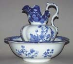 Ewer and Bowl c1899