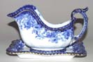 Sauce Boat with Stand c1904