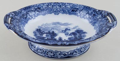 Royal Doulton Geneva Comport c1913