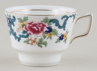 Royal Doulton Floradora colour Teacup c1980s