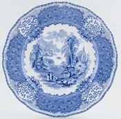 Royal Doulton The Chatham Plate c1930s