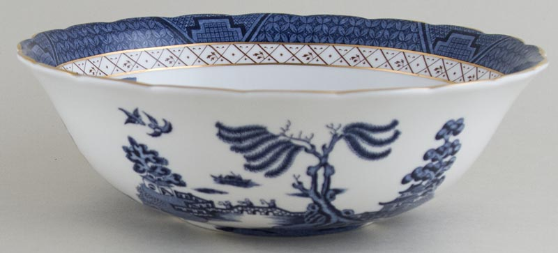Royal Doulton Real Old Willow Bowl c1980s
