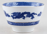 Cauldon Dragon Sugar Bowl c1930