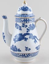 Booths Dragon Coffee Pot c1930