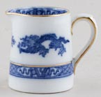 Cauldon Dragon Jug or Creamer small c1930s