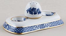 Booths Dragon Condiment Set c1930s