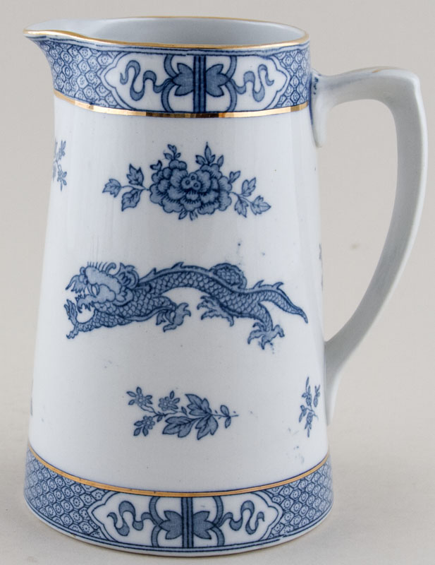 Harley Jones Dragon Jug or Pitcher c1930s