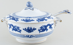 Soup Tureen and Ladle c1920s