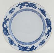 Booths Dragon Plate c1929