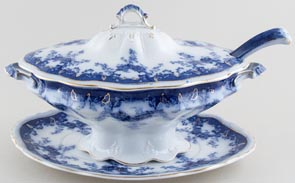 Edge Malkin Iselin Soup Tureen c1900