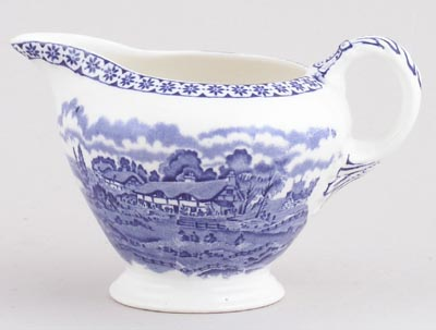 Empire Porcelain Devon Jug or Pitcher c1930s