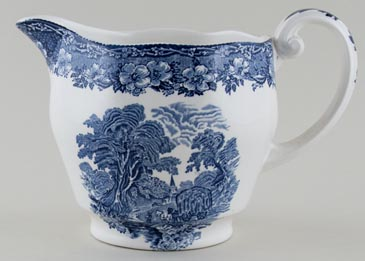 Wedgwood and Co Woodland Jug or Pitcher c1960s