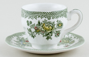 Coffee Cup and Saucer c1970