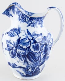 Wedgwood and Co Cattleyas Ewer c1906