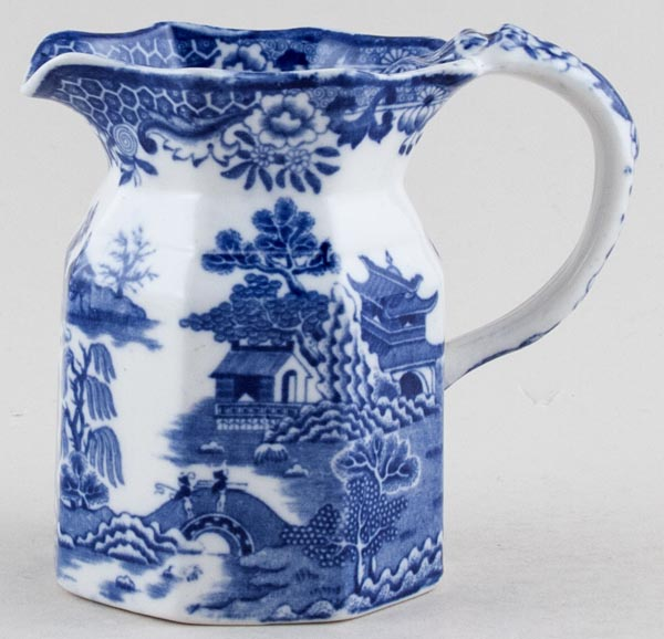Wedgwood and Co Turner Willow Jug or Pitcher c1910