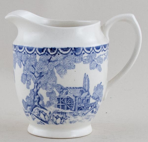 Ford Watermill Creamer or Jug c1930s