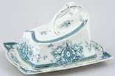 Cheese Dish c1910