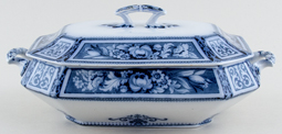 Vegetable Dish with Cover c1910