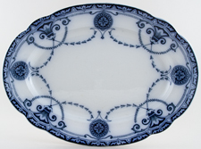Ford Carlton Meat Dish or Platter c1900