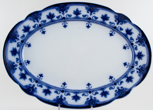 Ford Dudley Meat Dish or Platter c1900