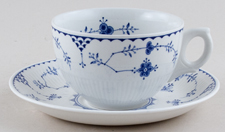 Furnivals Denmark Breakfast Cup and Saucer