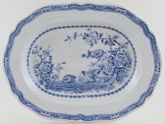 Furnivals Quail Meat Dish or Platter