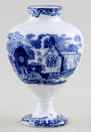 Jones George Abbey Vase c1930s