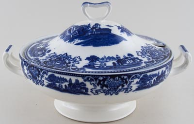 Grindley Shanghai Soup Tureen c1930s