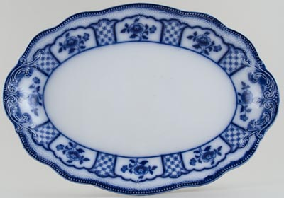 Grindley Melbourne Meat Dish or Platter c1910