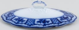 Grindley Melbourne Vegetable Dish Lid c1910