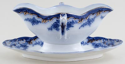 Grindley Somerset Sauce Boat c1910
