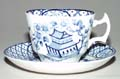 Coffee Cup and Saucer c1920s