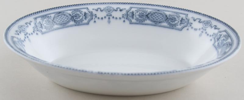 Johnson Bros The Pontracina grey Serving Dish