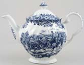 Teapot Passing Through c1970s