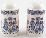 Salt and Pepper Pots or Shakers c1980s