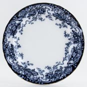 Keeling Chatsworth Plate c1903