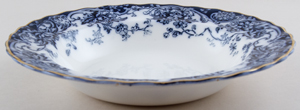 Keeling Chatsworth Dessert or Small Soup Plate c1903