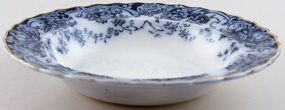 Keeling Chatsworth Soup Plate c1904