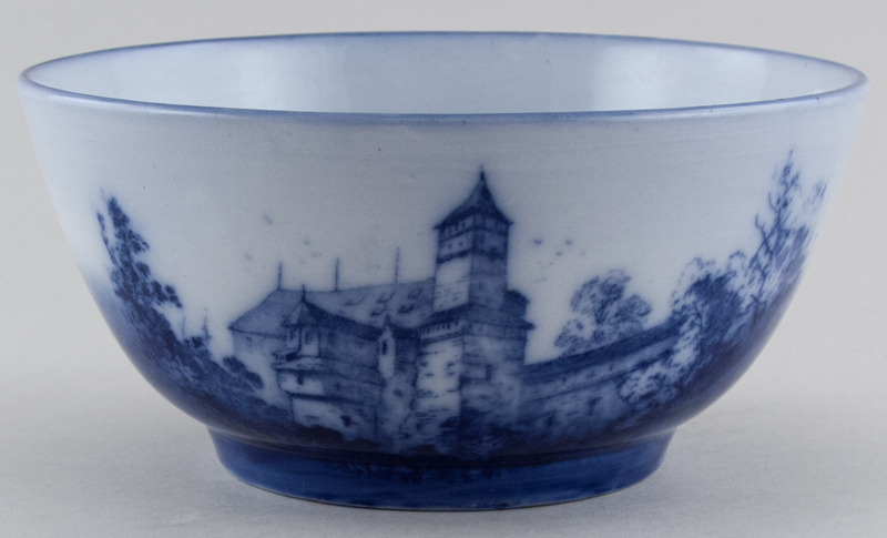 Keeling Unidentified Pattern Bowl c1890