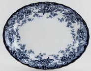 Keeling Chatsworth Meat Dish or Platter c1900