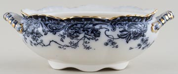 Keeling Chatsworth Sauce Tureen c1910