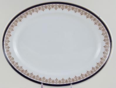 Keeling Croxton Meat Dish or Platter c1920s