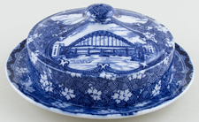 Butter Dish c1929