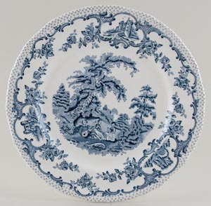 Masons Romantic Plate