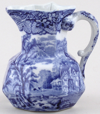 Masons Woodland Creamer or Jug c1920s
