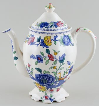 Masons Regency colour Coffee Pot
